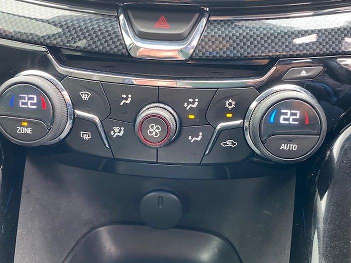 2015 Holden Commodore SV6 VF MY15 Black