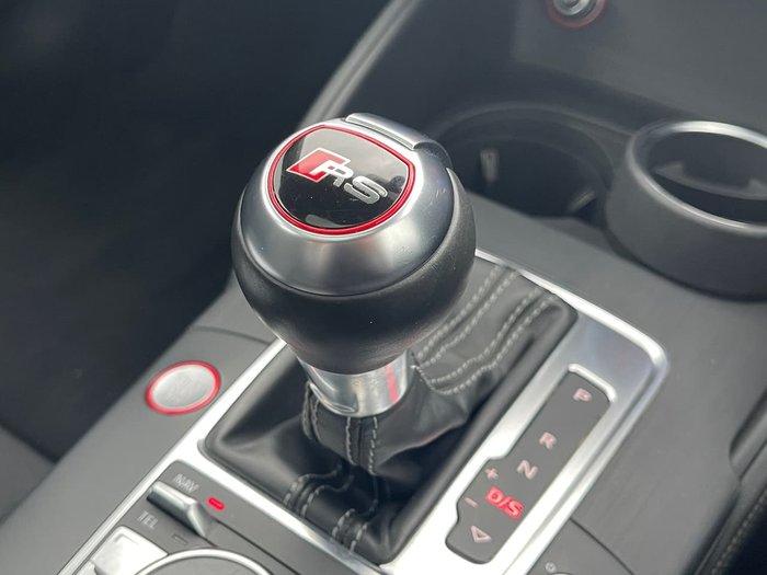 2016 Audi RS3 8V MY16 Four Wheel Drive Blue
