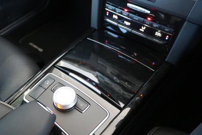 2011 Mercedes-Benz E-Class E250 CGI Avantgarde W212