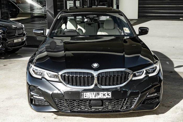2020 BMW 3 Series 330i M Sport G20 Black