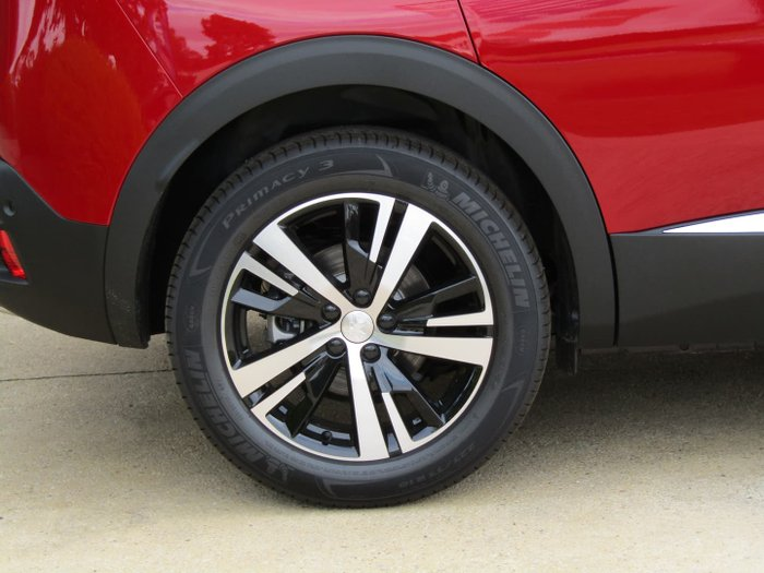2021 Peugeot 3008 GT P84 MY21 Ultimate Red