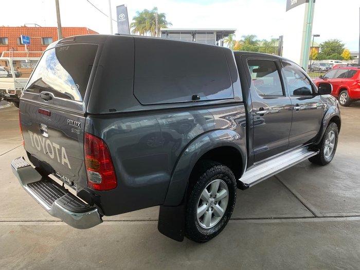 2011 Toyota Hilux SR5 KUN26R MY10 4X4 Grey