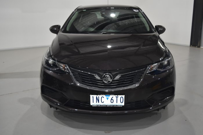 2017 Holden Astra LS+ BL MY17 Coconut