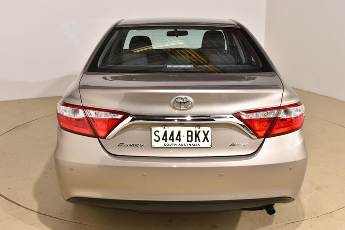2016 Toyota Camry Altise ASV50R Magnetic Bronze