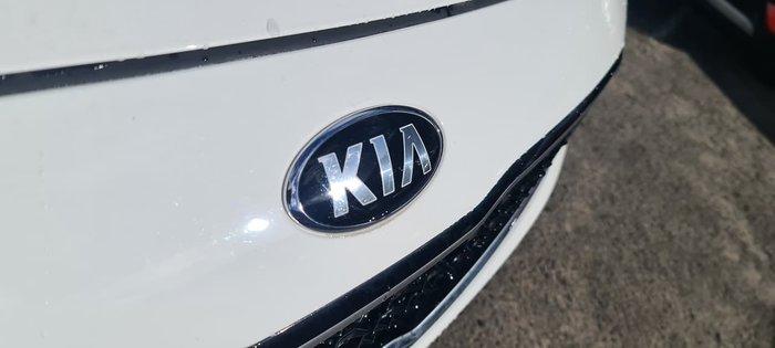 2018 Kia Cerato Sport YD MY18 White