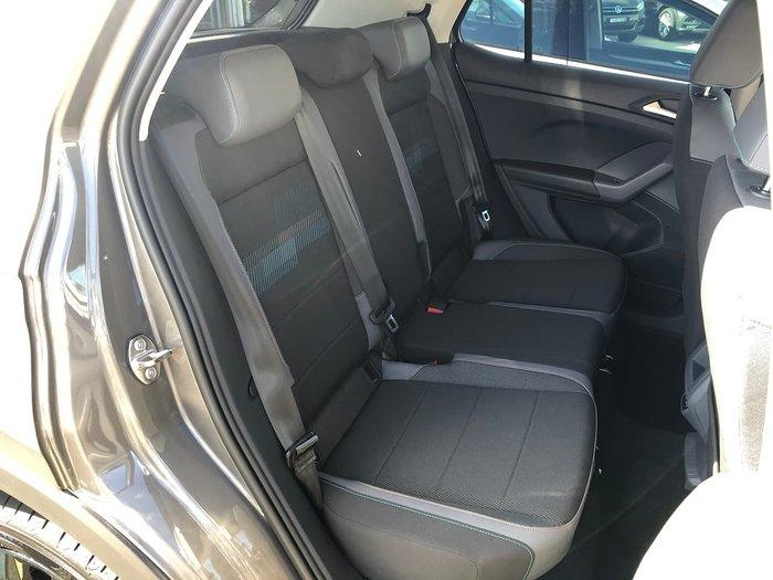 2021 Volkswagen T-Cross 85TSI CityLife C1 MY21 Grey
