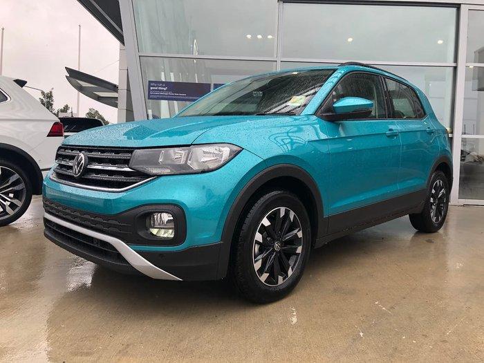 2021 Volkswagen T-Cross 85TSI Life C1 MY21