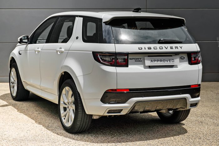 2019 Land Rover Discovery Sport D240 R-Dynamic HSE L550 MY20 AWD Fuji White
