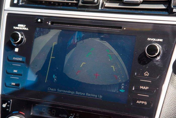 2020 Subaru Outback 2.5i-X 5GEN MY20 AWD Dark Blue