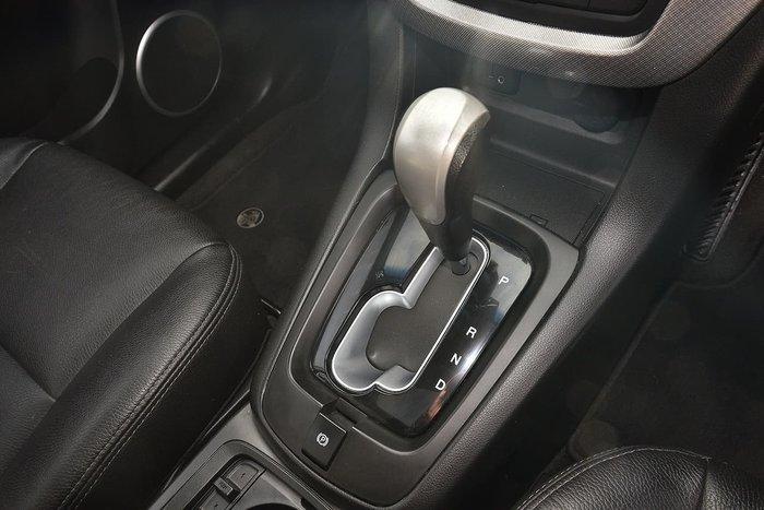 2016 Holden Captiva Active CG MY17 Black