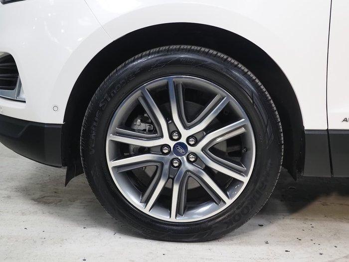 2018 Ford Endura Titanium CA MY19 AWD White