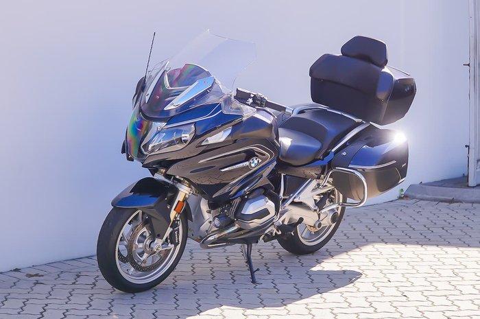 2018 BMW R 1200 RT Blue