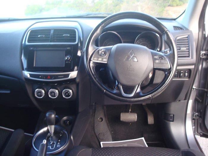 2015 Mitsubishi ASX LS XB MY15.5 4X4 Constant Grey