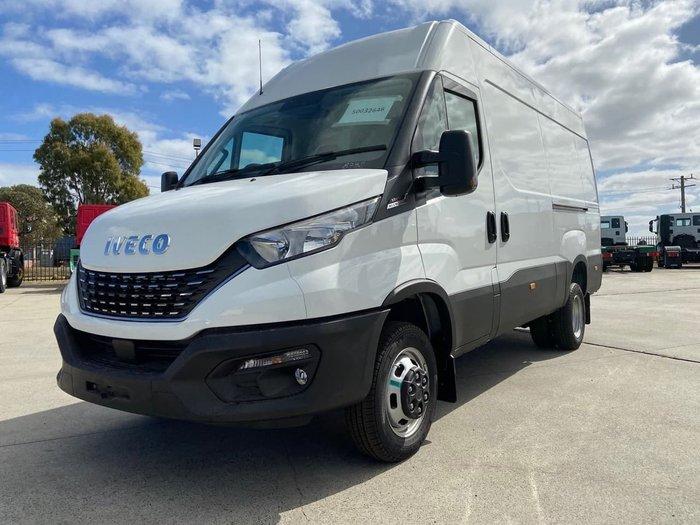 2021 IVECO DAILY 50C18V White