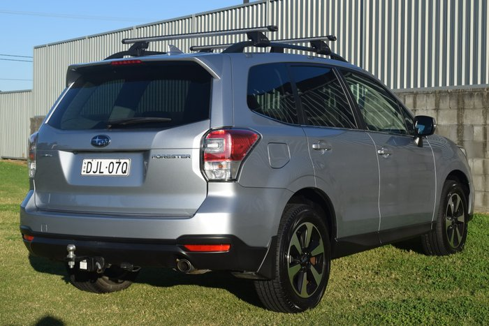 2016 Subaru Forester 2.5i-L S4 MY16 AWD Ice Silver