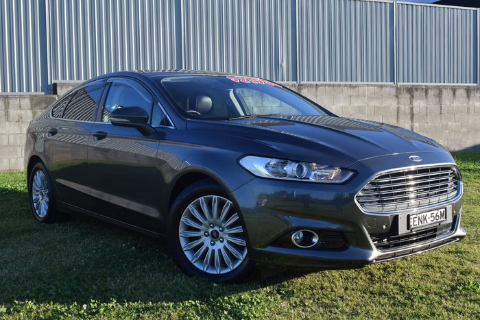 2016 Ford Mondeo Trend MD Magnetic