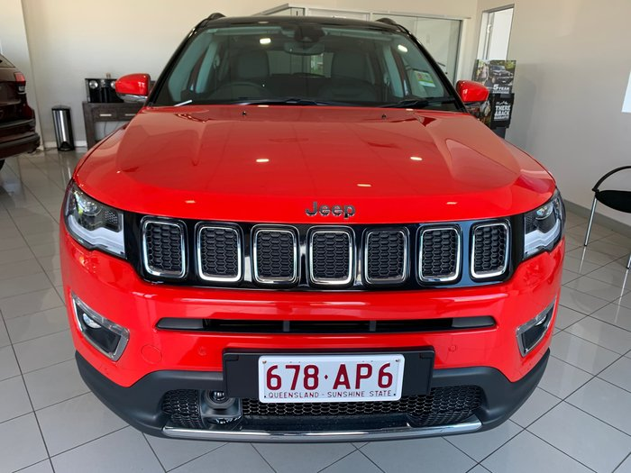 2020 Jeep Compass Limited M6 MY20 4X4 On Demand Colorado Red