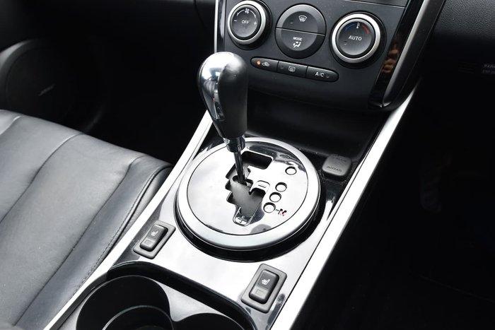 2010 Mazda CX-7 Luxury Sports ER Series 2 Four Wheel Drive Silver