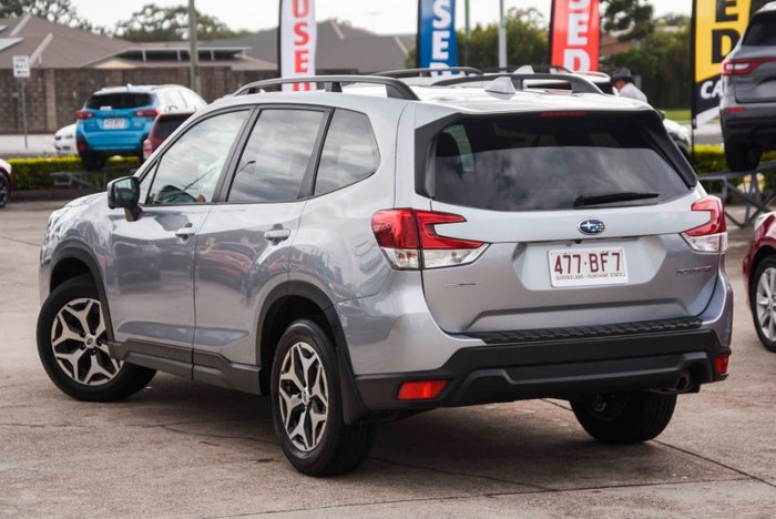 2020 Subaru Forester 2.5i-L S5 MY20 AWD Ice Silver