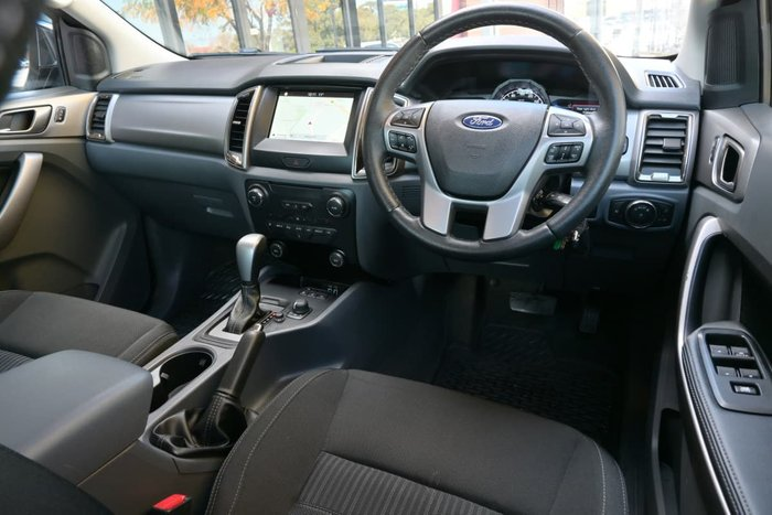 2018 Ford Ranger XLT PX MkII MY18 4X4 Dual Range Magnetic