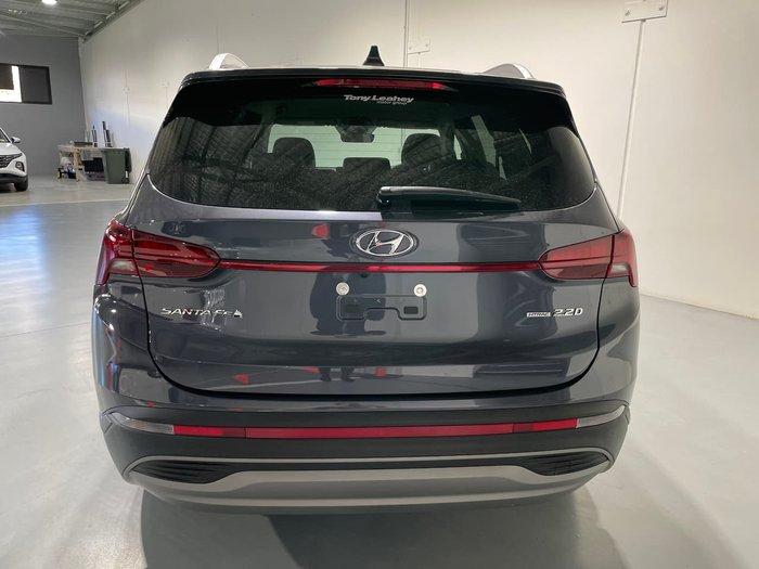 2021 Hyundai Santa Fe Active TM.V3 MY21 4X4 On Demand Blue