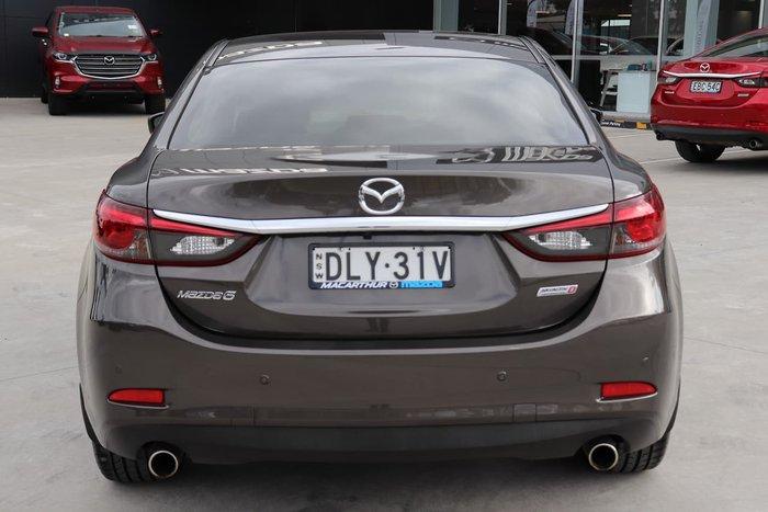 2017 Mazda 6 Touring GL Series Bronze