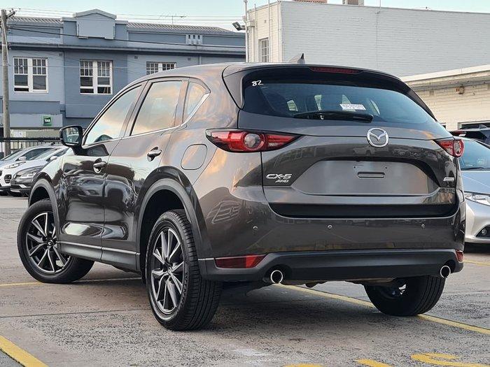 2017 Mazda CX-5 Akera KE Series 2 AWD Bronze