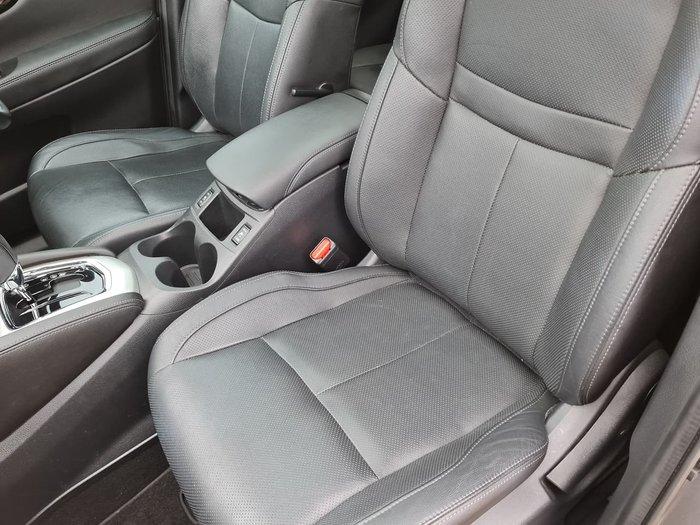 2016 Nissan QASHQAI Ti J11 Grey
