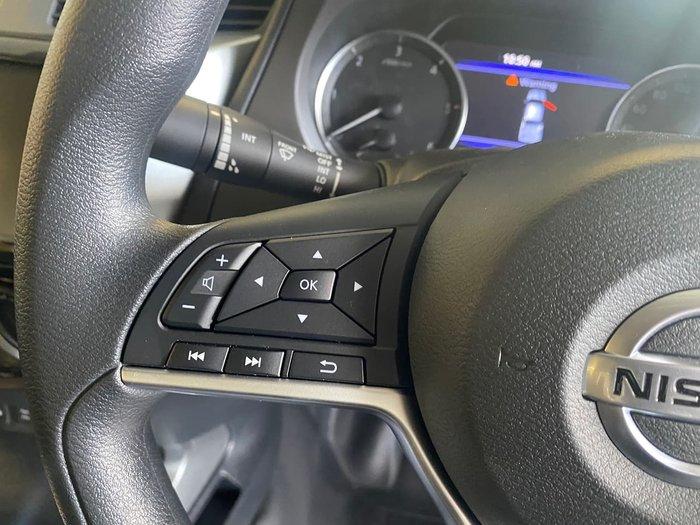 2021 Nissan Navara SL D23 4X4 Dual Range Grey