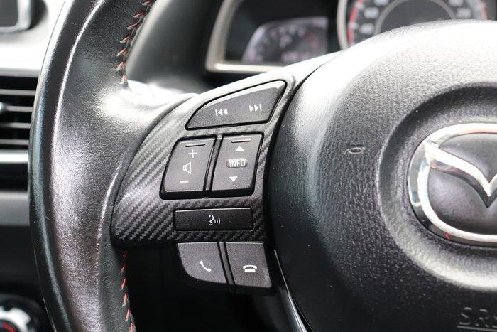 2014 Mazda 3 Touring BM Series Silver