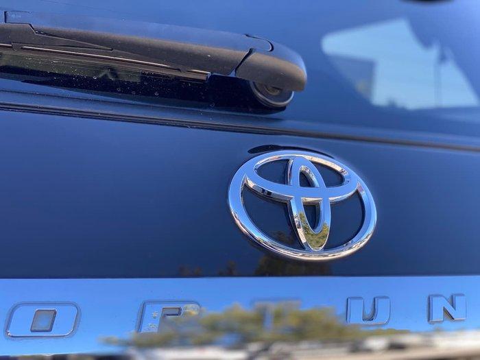 2016 Toyota Fortuner GXL GUN156R 4X4 Dual Range Brown