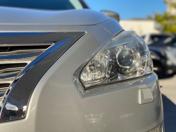 2013 Nissan Altima ST L33 Silver