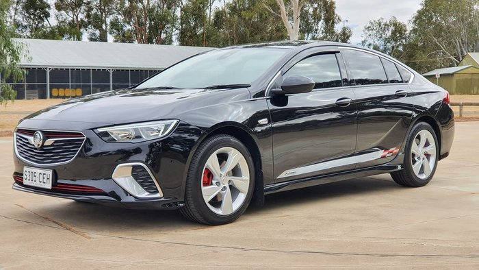 2017 Holden Commodore RS-V ZB MY18 AWD Black