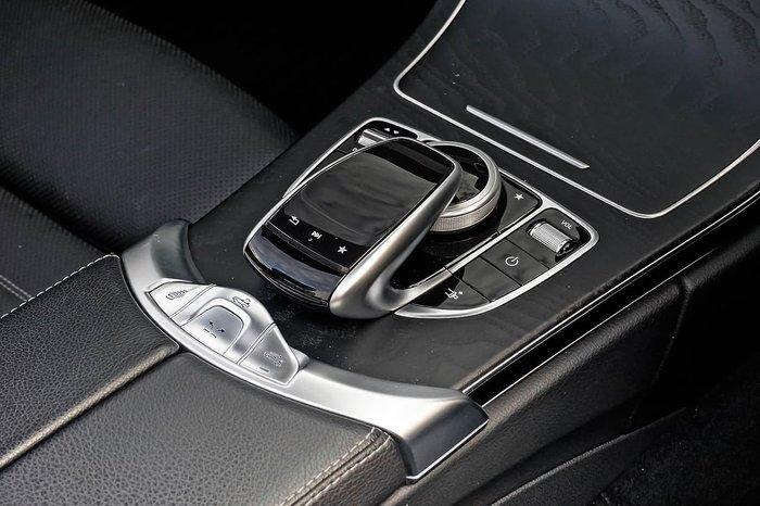 2018 Mercedes-Benz C-Class C300 A205 Grey
