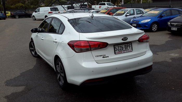 2017 Kia Cerato Sport YD MY17 White