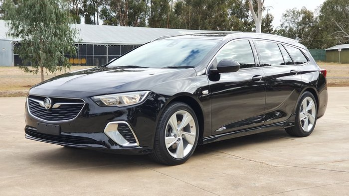 2018 Holden Commodore RS-V ZB MY18 AWD Black