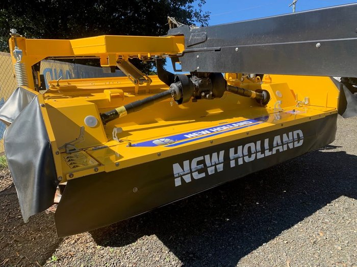 2020 NEW HOLLAND DC320 Yellow