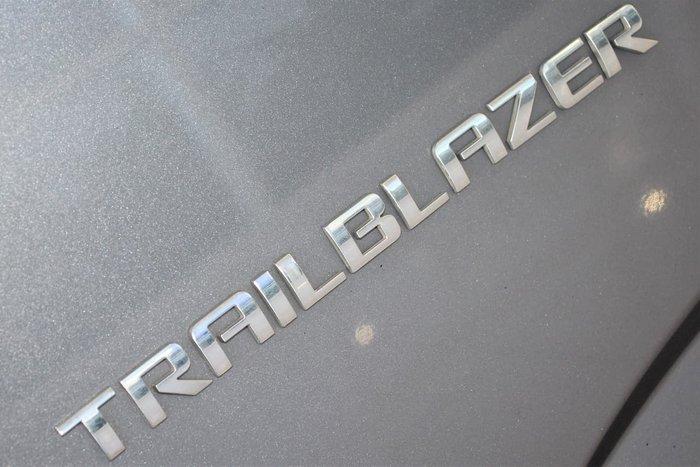 2017 Holden Trailblazer LT RG MY17 4X4 Dual Range Grey