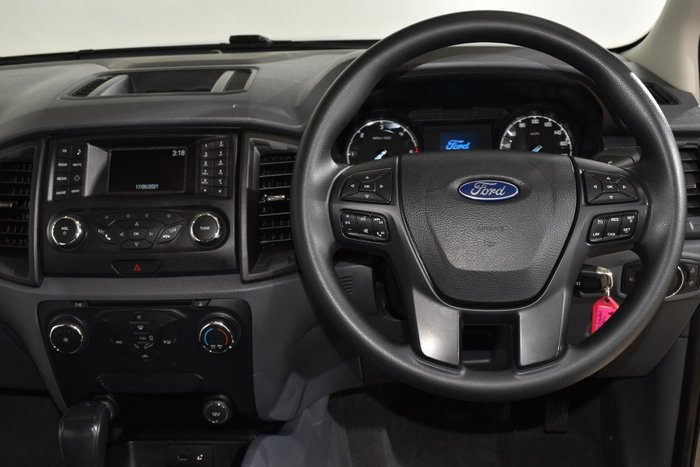 2017 Ford Ranger XLS PX MkII MY18 4X4 Dual Range Magnetic