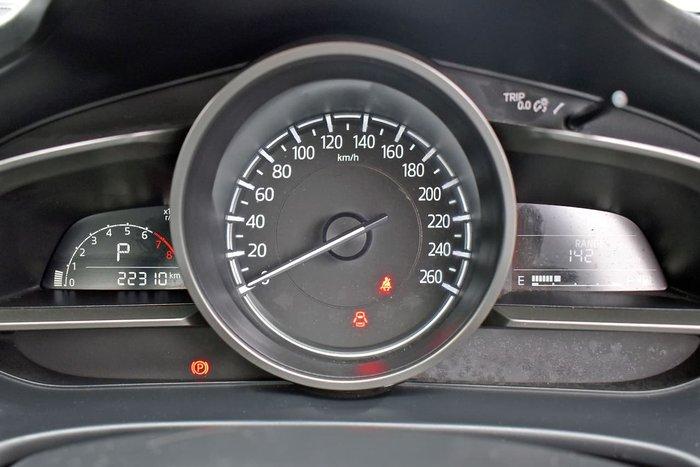 2016 Mazda 3 Touring BM Series Red