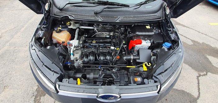 2016 Ford EcoSport Trend BK Grey