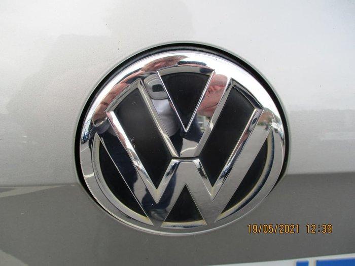2014 Volkswagen Golf 90TSI Comfortline 7 MY14 Silver