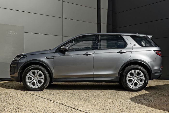 2019 Land Rover Discovery Sport D150 S L550 MY20 4X4 Constant Eiger Grey