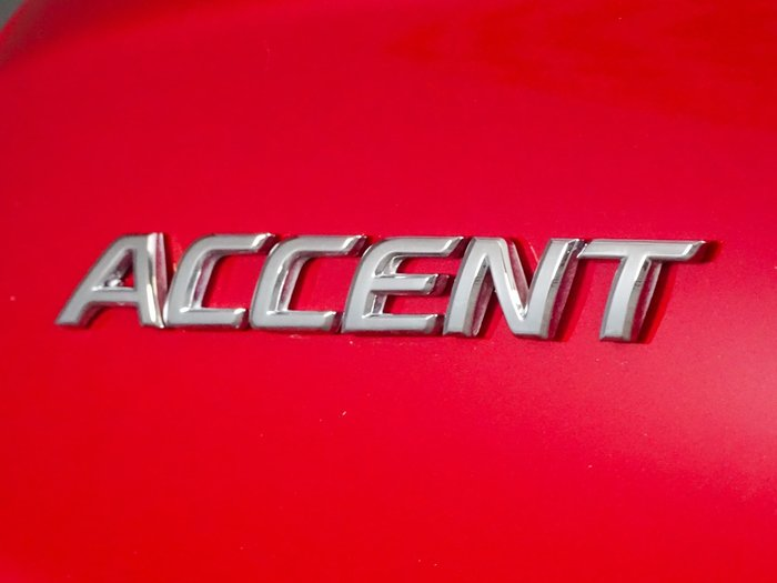 2019 Hyundai Accent Sport RB6 MY19 Pulse Red