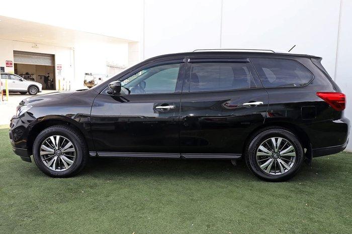 2018 Nissan Pathfinder ST-L R52 Series II MY17 Black