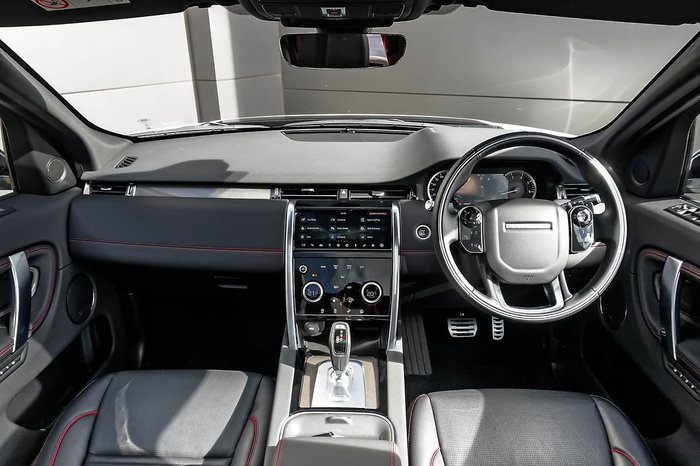 2019 Land Rover Discovery Sport P200 R-Dynamic S L550 MY20 4X4 Constant White