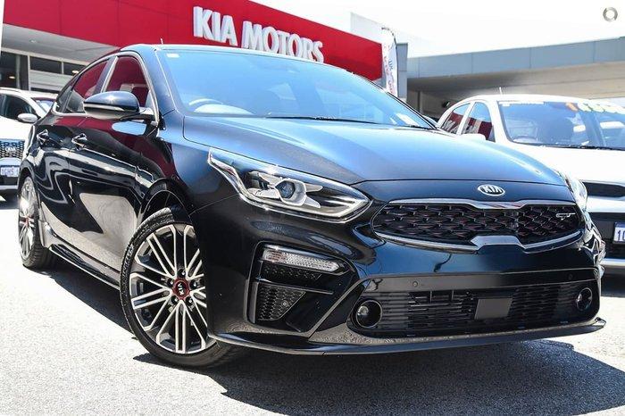 2021 Kia Cerato GT BD MY21 Black