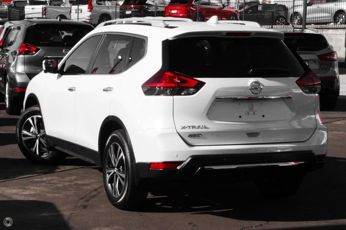 2021 Nissan X-TRAIL ST-L T32 MY21 4X4 On Demand Ivory Pearl