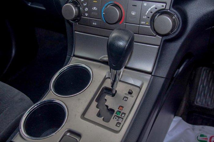 2010 Toyota Kluger KX-R GSU45R AWD White