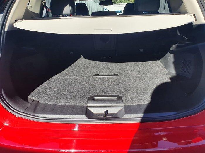 2017 Nissan X-TRAIL Ti T32 4X4 On Demand Red